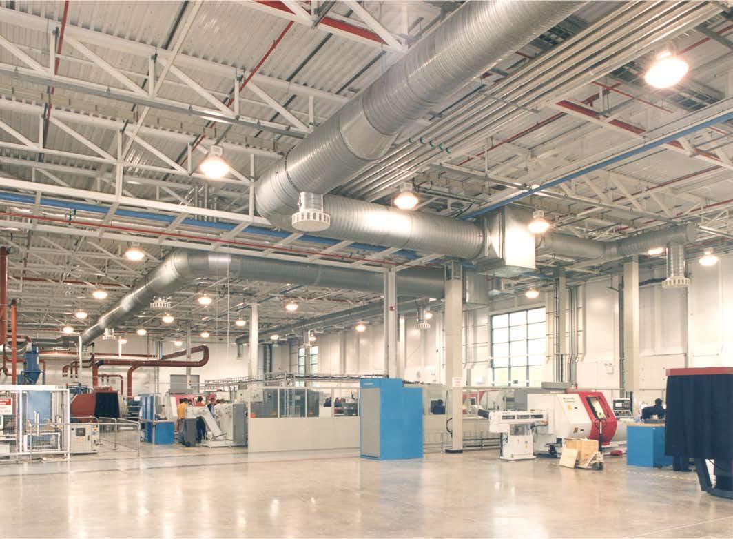 Industrial Electrical Contractor Toronto4 Electricians