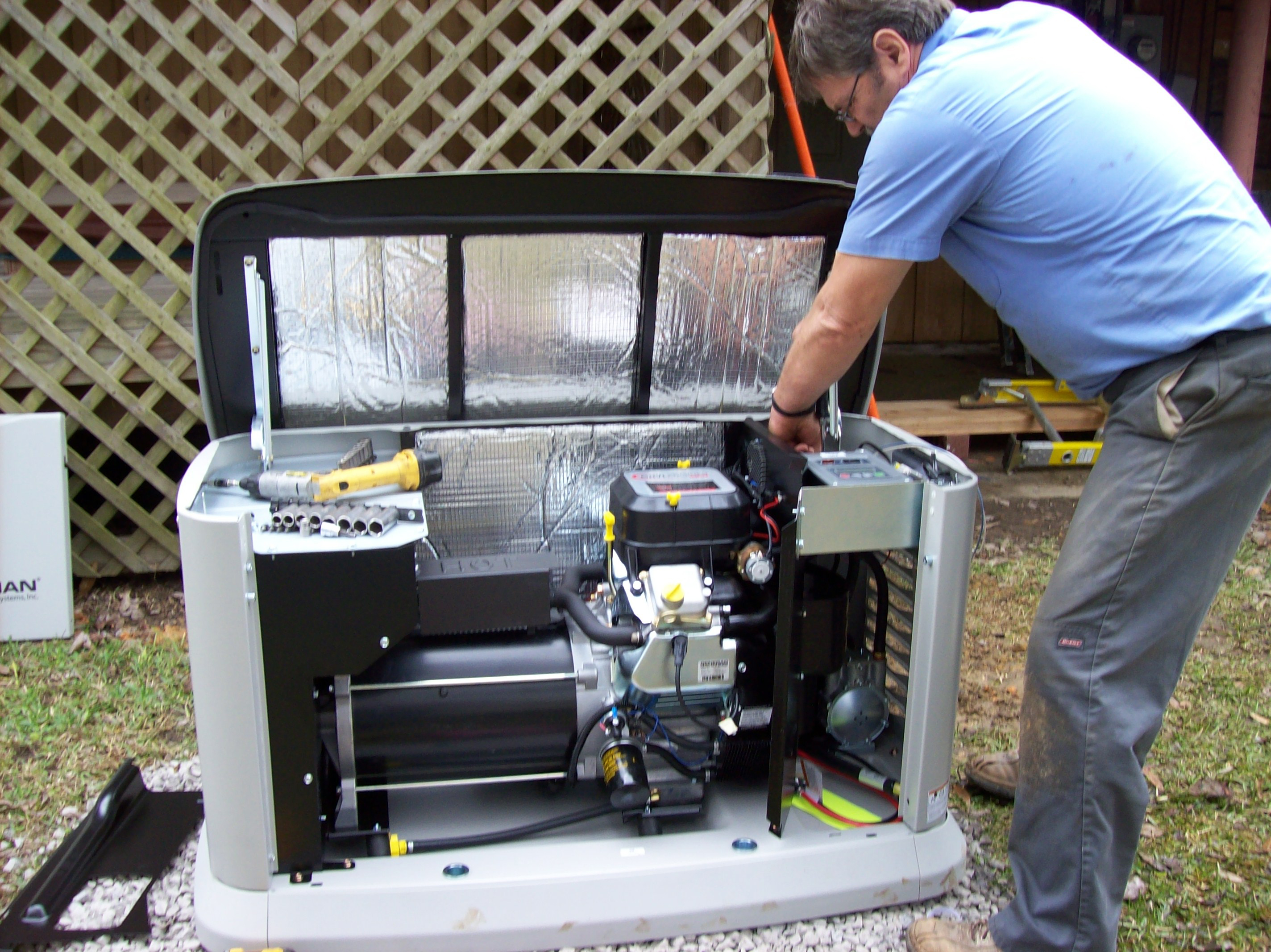 Where Do You Get Natural Gas For A Generator